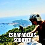 ESCAPADELAS DE SCOOTER