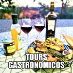 TOURS CULINARIOS, GASTRONOMICOS Y NOTURNO