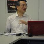 世界華人福音会議レポート 青木氏