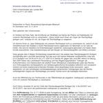 Schreiben RA Schwarz 19.11.2014 S. 1