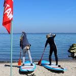 Bild:Sup und Surf Lübecker Bucht, Scharbeutz, Timmendorf