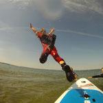 Bild:Los geht es Surfschule N.
