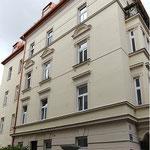 Fassadesanierung-Innenstadt-Malerwerkstätten Wörle