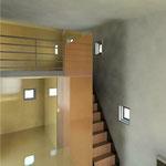 KT&M house 2F~ Loft plan