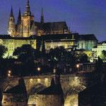 プラハ城~映画「アマデウス」、「レ・ミゼラブル」の撮影場所