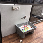 2F2Fサンルーム内 洗濯場SK