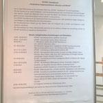 Übersicht über die  bisherigen Ausstellungen des Vetart Kunstforum seit seiner Gründung 2013