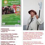und zur Eröffnung des Alt-Ottakringer Kulturpfades