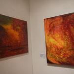 Feuertanz  von Manuela Eibensteiner