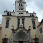 Portal der Stiftskirche