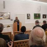 Begrüßung durch Frau Bgm Margit Straßhofer