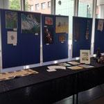 Die Vetart-Galerie zur  Vergabe an KunstliebhaberInnen-  alles sehr niedrig ausgepreist