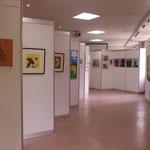 Rundgang durch die Ausstellung im Elefantensaal