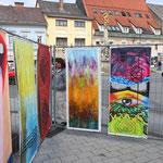 Galerie in den Strassen von Voitsberg