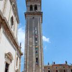 Der geschmückte Turm