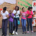 Vorführungen der Kinder