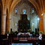 Kathedrale Santa María de la Menor in der Zona Colonial