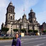 Kathedrale von Mexiko Stadt