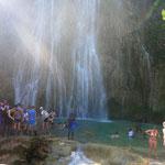 "Der Wasserfall ""El Limón"" bei Las Terrenas"