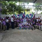 Geburtstagsfeier in Rayo de Sol 2