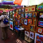 Markt in Mexiko Stadt
