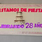 Wir feiern 28. Jahre Escuelita
