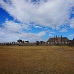 die Atlanten- Tempelanlagen der Tolteca