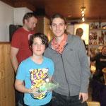 Sieger  Iron Stüberl 2011