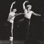 幻のダンス・ナンバー『エポールマン』1983年。『フランシス・ダンス・コンサート』で。