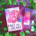 Signiertes Taschenbuch, Free my heart, Veronica More