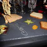 foie gras maison pain d épice maison