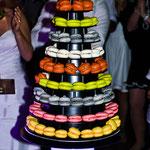 pyramide a macarons