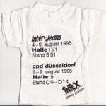 Sommer 1996 | Interjeans in Köln...das waren noch Zeiten.