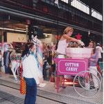 Sommer 2005 | Candy Shop á la BBB.