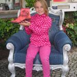 Erlebnisnacht 2013 | Der rote Schuh war auch ein Motto der Shoppingnacht 2013.