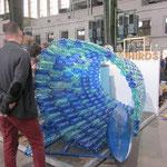 Winter 2013 | Müll aud dem Ozean mal anders.