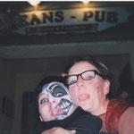 Zombi und Konni.
