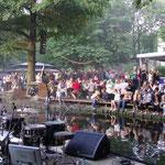 Sommer 2012 | ... mit Live-Mucke und Wasserspass.