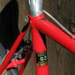 Simplon von 1984, Reynolds 531 Tubing