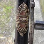 STEYR Cycle Works von 1921, Steuerkopfschild