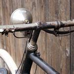 STEYR Cycle Works von 1921, Hebel der Speichenglocke