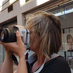Curso basico de fotografia digital.  Tarragona, con Isabel.