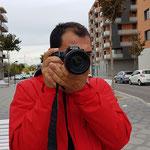 Curso basico de fotografia digital.  Tarragona, con Sergio