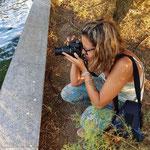 Curso basico de fotografia digital.  Tarragona, con Raquel