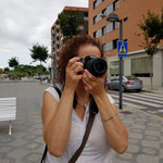 Curso basico de fotografia digital.  Tarragona, con Eva