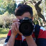 Curso basico de fotografia digital.  Con David