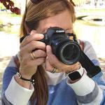 Curso basico de fotografia digital.  Tarragona, con Ester.