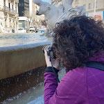 Curso basico de fotografia digital.  Tarragona, con Rosa.