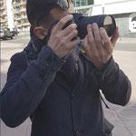 Curso basico de fotografia digital.  Tarragona, con Eduard.