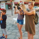 Curso basico de fotografia digital.  Tarragona, en Familia.